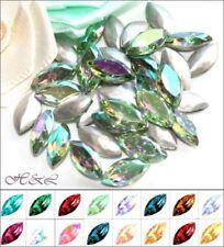 Glass Czech 10 - 10.9 mm Size Jewellery Beads