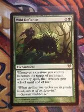 Wild Defiance    MTG Magic (LP)
