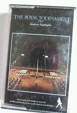 The royal tourament 1984 music tape cassette