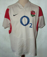Retro Nike England 02 Rugby Union Shirt Size XLTo fit 45/47inch Chest