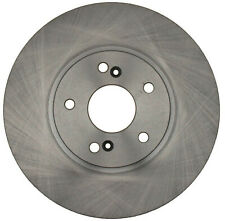 Disc Brake Rotor-Non-Coated Front ACDelco Advantage 18A1095A