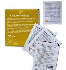 Kaliumpyrosulfit Schwefel  5 x 10gr. Säfte Wein Bier
