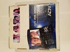 "ACN Iris 3000 7"" Screen Videophone Telephone Landline Ethernet Conferencing"