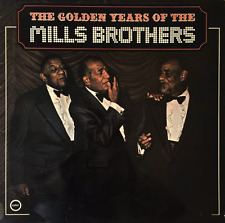 THE MILLS BROTHERS - The Golden Years Of The Mills Brothers (LP) (EX/VG-)
