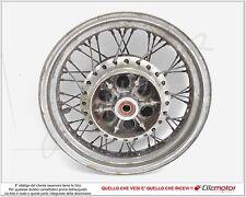 CERCHIO RUOTA POSTERIORE 15 X 3,00 wheel original for KAWASAKI EL 252 ANNO 2000