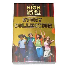 Kids Story Book Collection High School Musical Disney Official Gift Set of 3