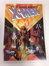 The Uncanny X-Men 1984 trade paperback 129 - 137
