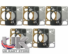 Rotax Max Genuine Mikuni Fuel Pump Repair Kit x  5 UK KART STORE