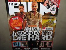 TOTAL FILM 203 March 2013 BRUCE WILLIS A Good Day to Die Hard Nicholas Hoult