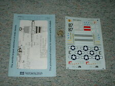Microscale decals 1/48 48-139 P-51B 4 334 374 361 336 4 Fighter Groups A95