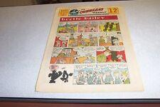 COMICS THE OVERSEAS WEEKLY 17 APRIL 1960 BEETLE BAILEY THE KATZENJAMMER KIDS