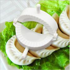 Lot 3 Moules À Raviolis Chaussons Beignet Plastique Pâte Cuisine Dumpling IDXX