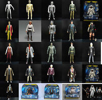 lot Doctor who RIVER SONG the 1th 2th 3th 4th 11TH 6th doctor BRIGADIER CYBERMAN