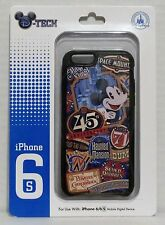 Disney 45th Anniversary Magic Kingdom Mickey Apple Iphone 6S Cellphone Case NEW