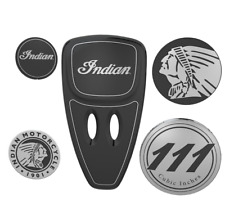 INDIAN MOTORCYCLE THUNDER BLACK 2014-2018 TOURING ENGINE COVER KIT FOR CHIEFTAIN