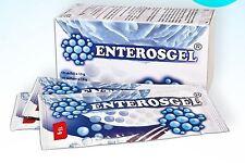 Enterosgel Tossina GEL vincolante per la pulizia dell'intestino satchet (10x15g) (pacco da 2)