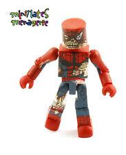 Marvel Minimates Marvel Zombies Spider-Man