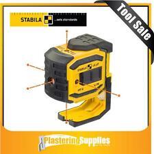Stabila LA-5P Laser Plumb Bob  5 Point Dot  Laser