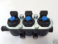 Landi Renzo Rail Injektor Rail 3 Zyl. MED 25-65 blau MY14, ohne Sensorstutzen