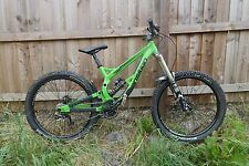 Transition TR250, Medium green, excellent condition. Excellent spec Chris King