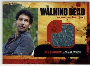 The Walking Dead Season 1 Wardrobe Card M5 Jon Bernthal as Shane Walsh
