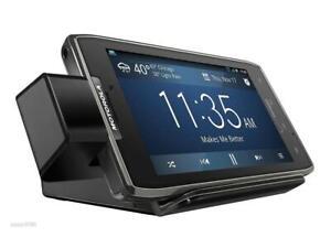 Motorola SJYN0914A HD Desktop Charger HDMI TV Audio Dock For Droid Razr Maxx New
