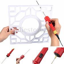 Electric Styrofoam Foam Cutter 10CM Hot Wire Styro Foam Cutting Machine Pen Tool
