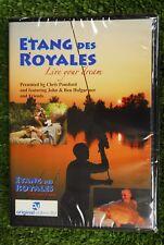 ETANG DES ROYALES  DVD,  CARP FISHING IN FRANCE , french fishing