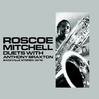 Roscoe Mitchell - Duets With Anthony Braxton [New CD]