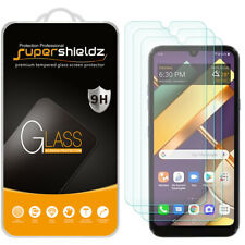 3X Supershieldz Tempered Glass Screen Protector for LG Premier Pro Plus (L455DL)