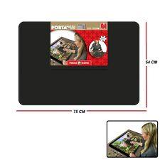 Jumbo Jigsaw Puzzle Mat 1000 PC Portapuzzle Board Storage Mates Portable 54x75cm