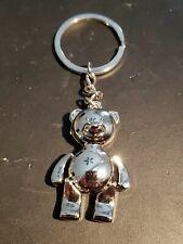 ring Keychain creative Keychain Gift Bear Fashion metal key chain