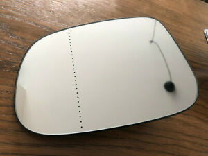 Volvo S80 V70 OEM LH Left side mirror glass with Heating 07-16 years 3001-893