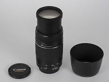 Canon EF 75-300mm USM III Ultrasonic