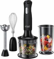 Russell Hobbs 24702 Desire 3 in 1 Hand Blender with Electric Whisk and 500 W