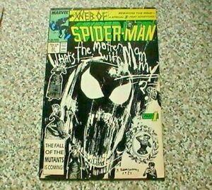WEB OF SPIDER-MAN  # 33