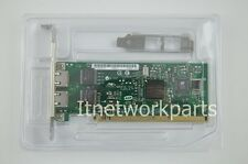 INTEL PWLA8492MT 1000MT Gigabit Dual Port Server Adapter PCI/PCI-X Network Card