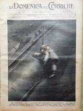 La Domenica del Corriere 24 Luglio 1932 Tragedia Promethee Artiglio Diaz Chaplin