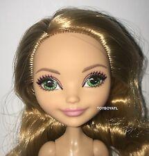 Ever After High Archery Club Ashlynn Ella Nude Doll NEW for OOAK Custom or Play