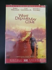 What Dreams May Come Dvd Complete With Case & Cover Artwork Buy 2 Get 1 Free