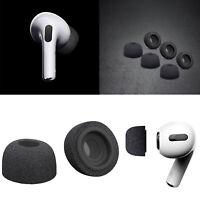 6pcs Air Sponge Foam Ohrhörer Ear Tips für Wireless Headphones Pro 3 Kopfhörer