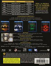 BATMAN ANTOLOGIA CINEMATOGRAFICA 1989-1997 BLU RAY COLECCION NUEVO ( SIN ABRIR )