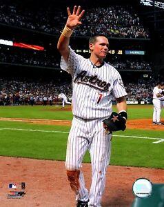 "Craig Biggio ""Houston Astros"" MLB Licensed Unsigned 8x10 Glossy Photo A1"