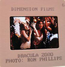 DRACULA 2000 CAST Christopher Plummer Gerard Butler Jeri Ryan ORIGINAL SLIDE 1