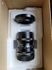 Voigtlander Ultron 35mm f/1.7 ASPH Lens For Leica M - MBA327B - Excellent!