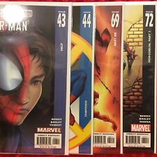 Ultimate Spider-Man #43 #44 #69 # 72