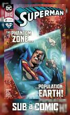 SUPERMAN #2 (DC 2018 1st Print) COMIC