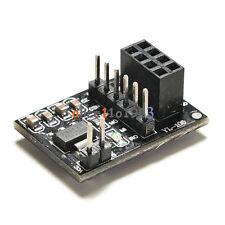 2pcs Socket Adapter plate Board f 8Pin NRF24L01+ Wireless Transceive module 51
