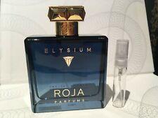 Roja Parfums Elysium Parfum Cologne Pour Homme 5 ml Abfüllung Spray Probe