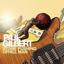 Paul Gilbert - Stone Pushing Uphill Man [CD]